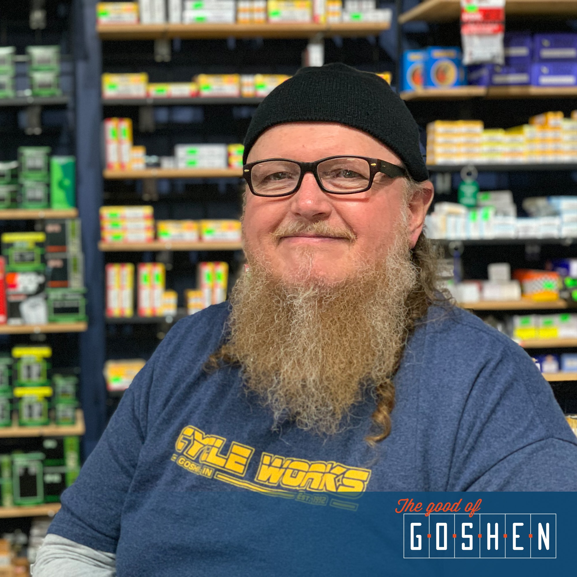 Matt Schrock • The Good of Goshen