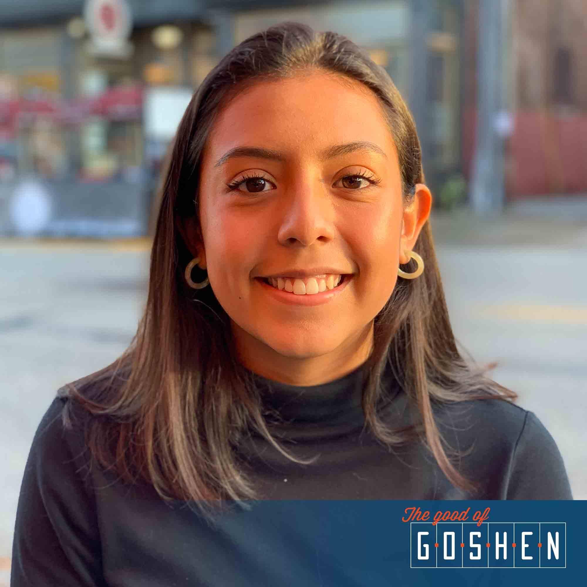 Hazany Palomino • The Good of Goshen