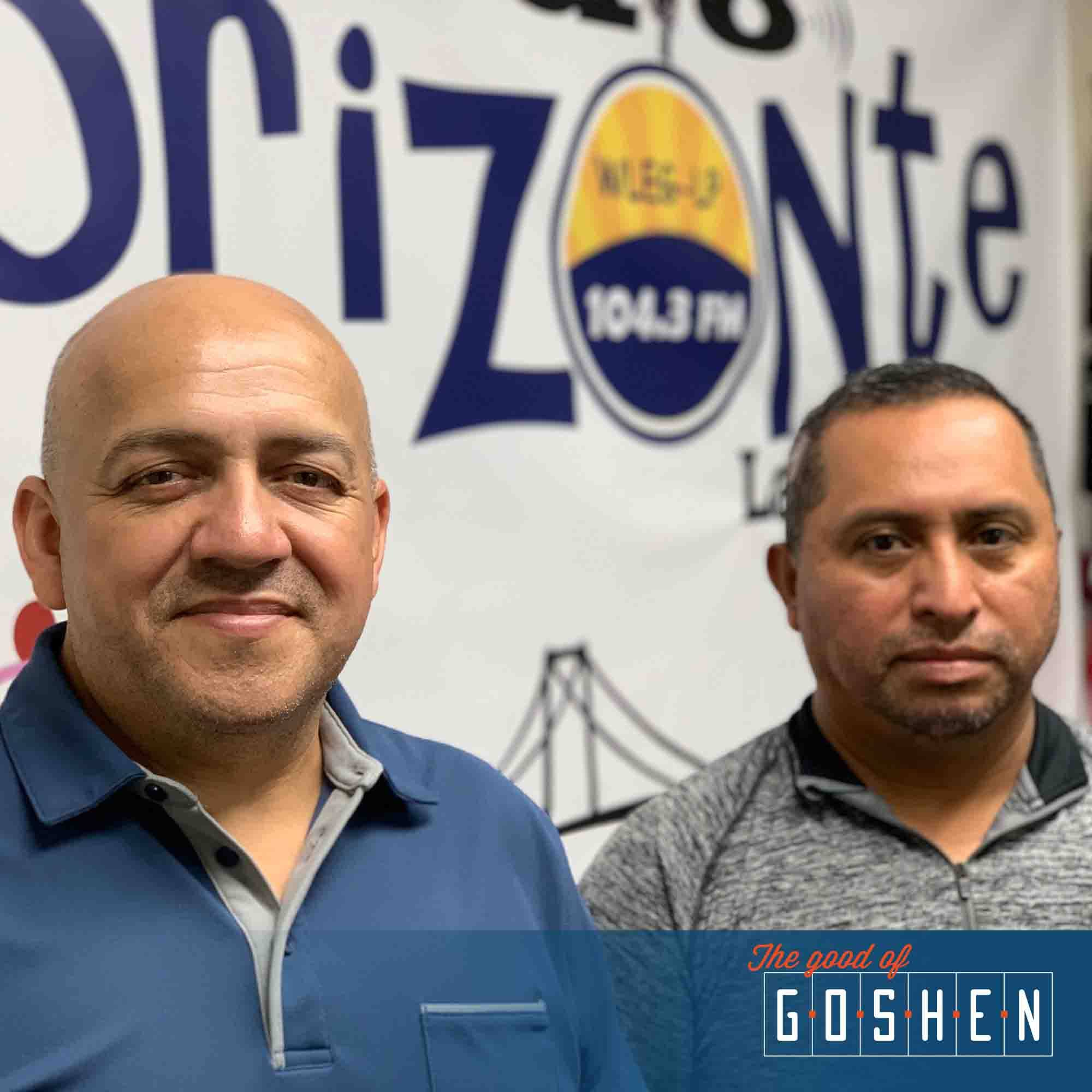 Manuel Cortez and Oscar Molina • The Good of Goshen