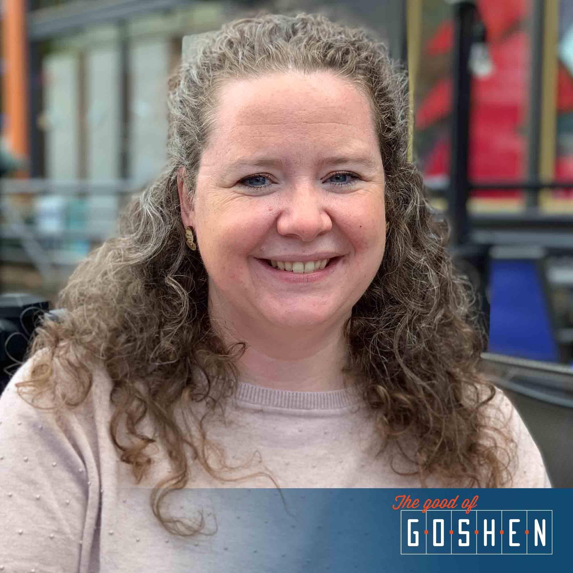 Megan Hessl • The Good of Goshen