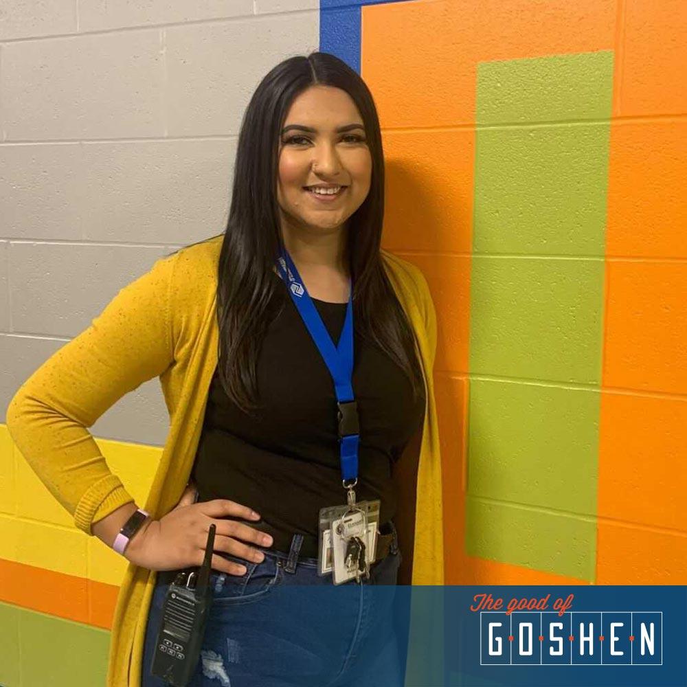 Alexa Ponce • The Good of Goshen