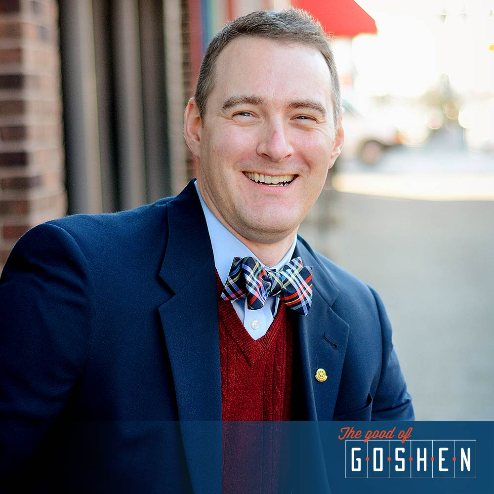 Brett Weddell • The Good of Goshen