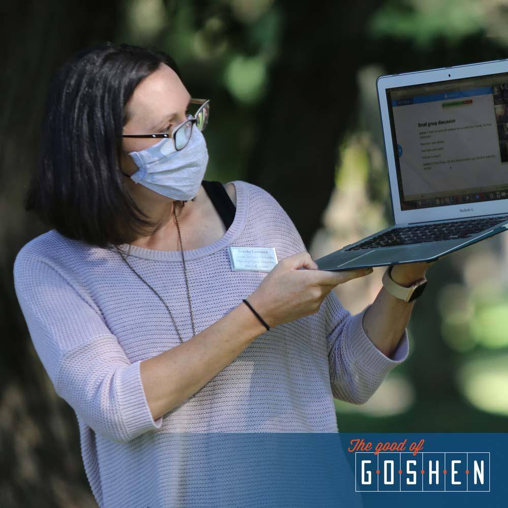 Brooke Lemmon • The Good of Goshen