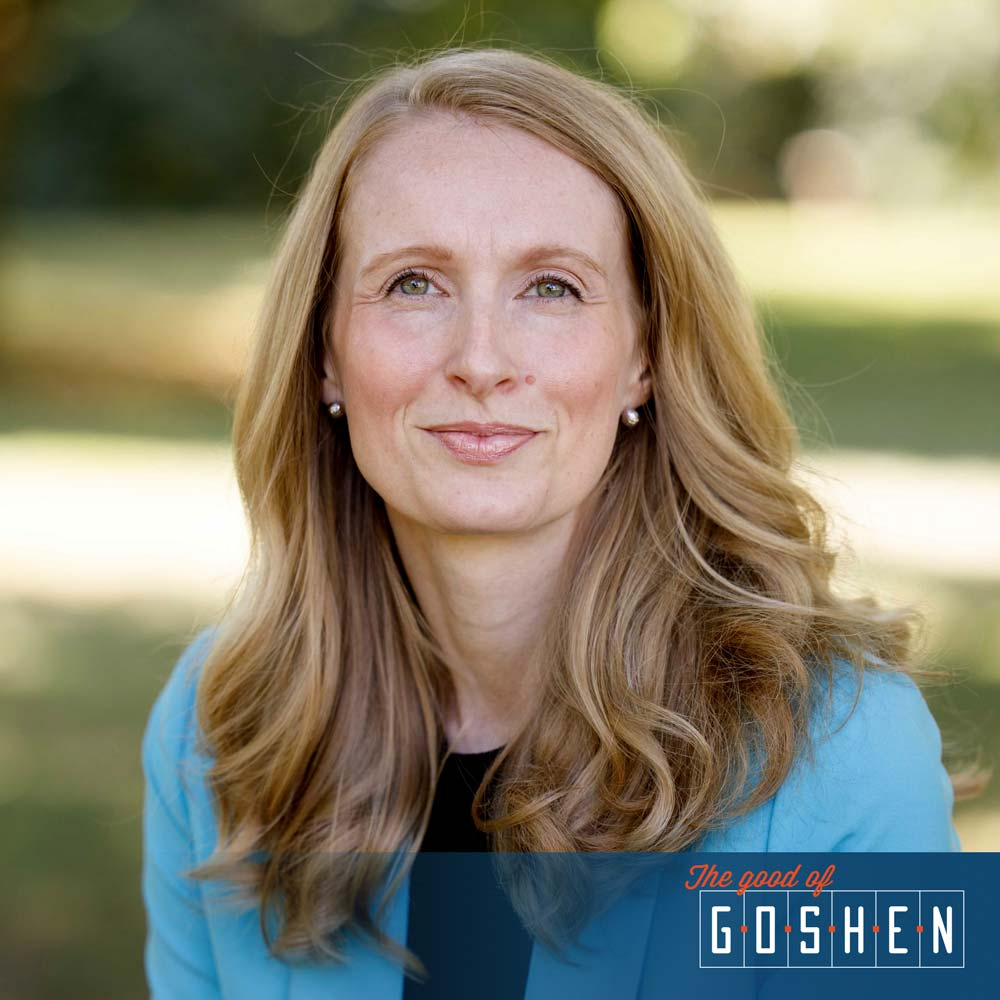 Rebecca Shetler Fast • The Good of Goshen