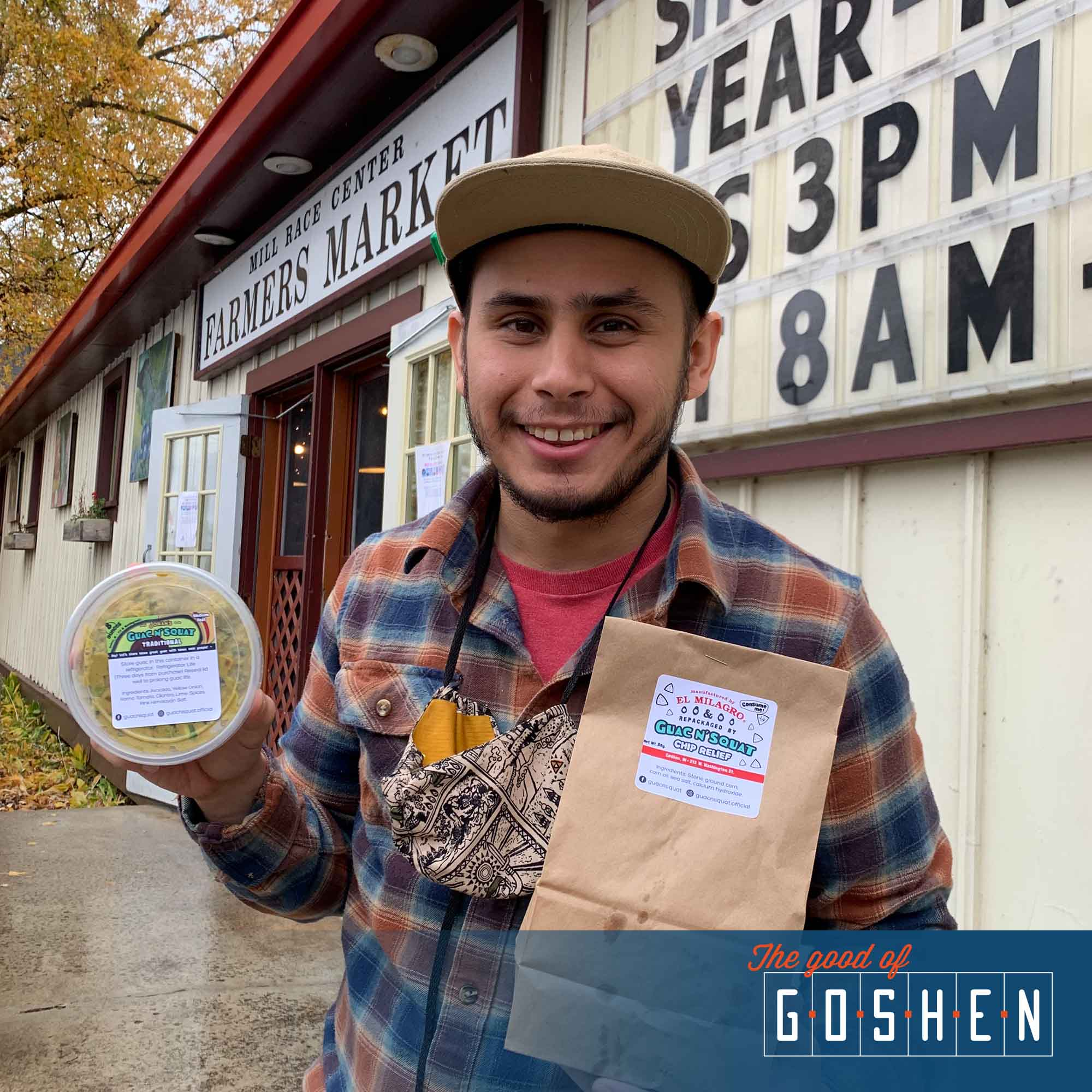 Johan Vazquez • The Good of Goshen
