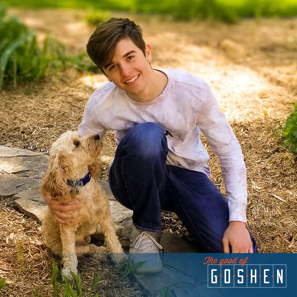 Josh Schrock • The Good of Goshen
