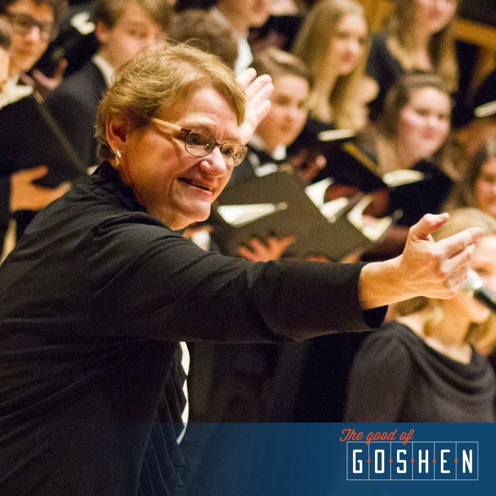 Marcia Yost • The Good of Goshen