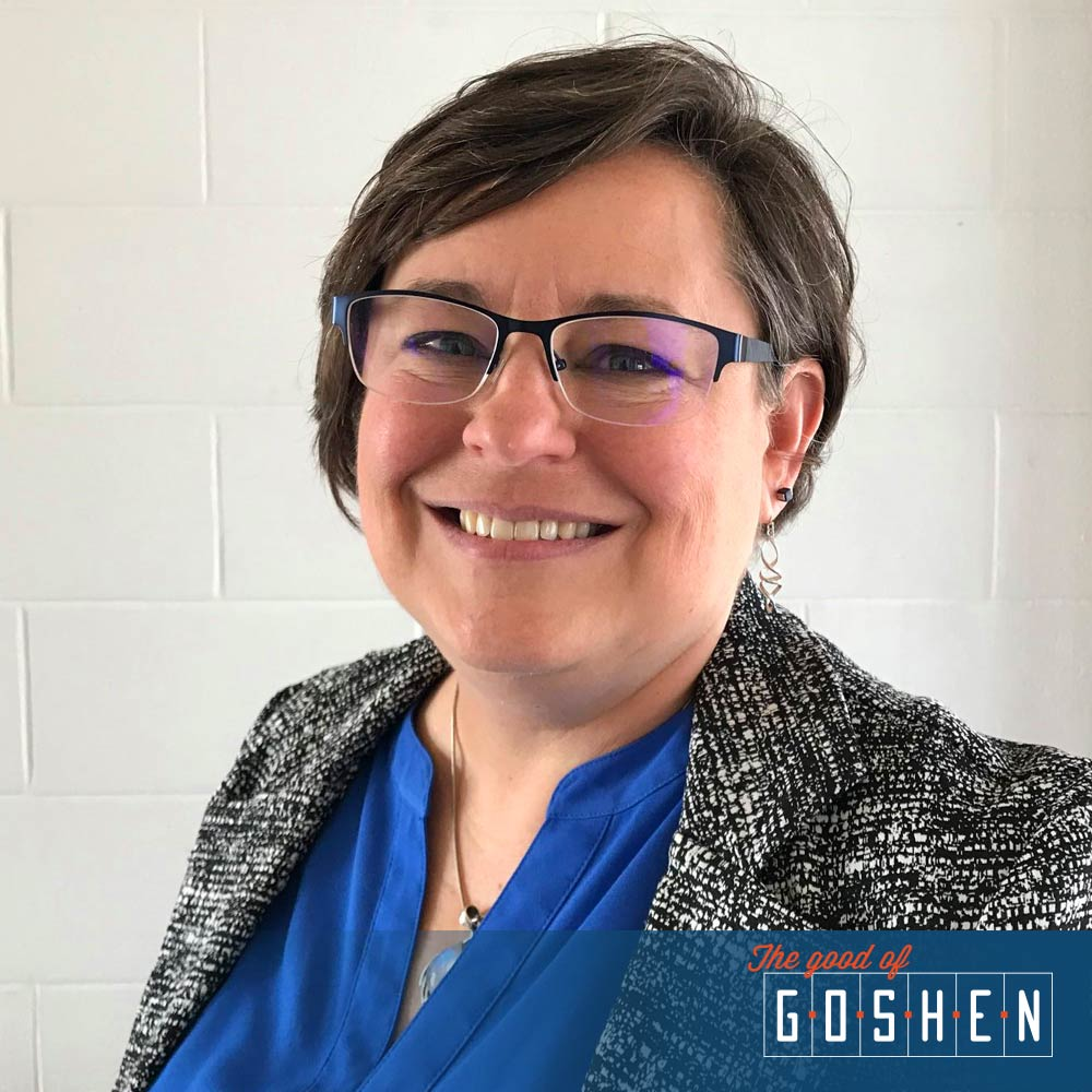 Missy Schrock • The Good of Goshen