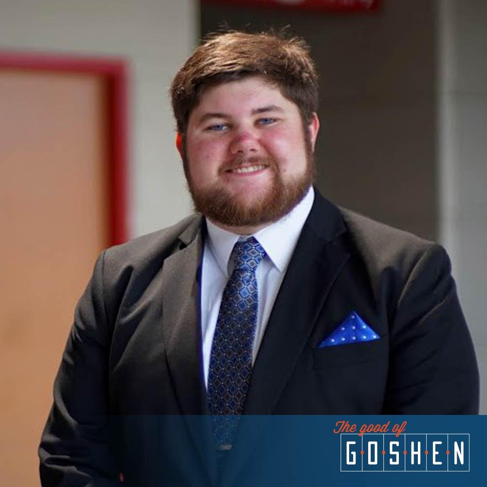 Jake Biller • The Good of Goshen