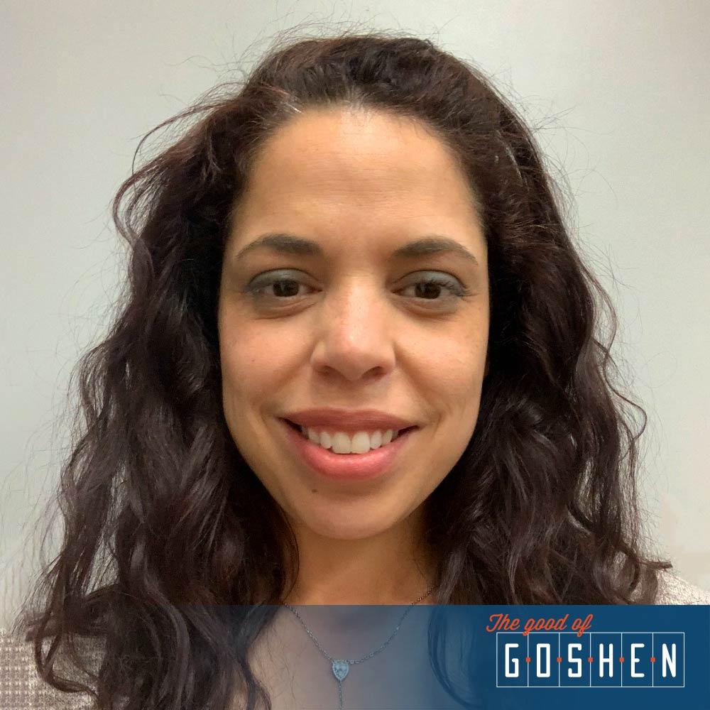 Dr. Bethany Wait • The Good of Goshen