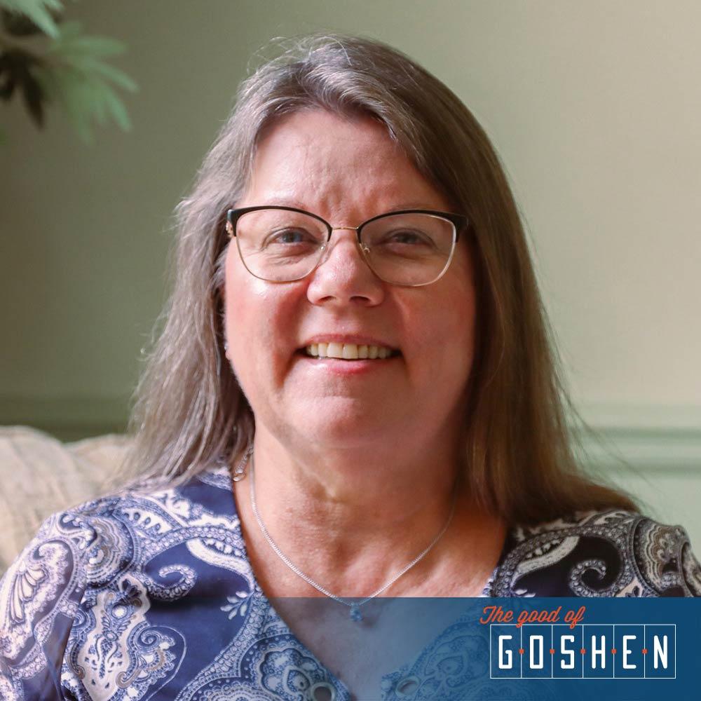 Donna Belusar • The Good of Goshen