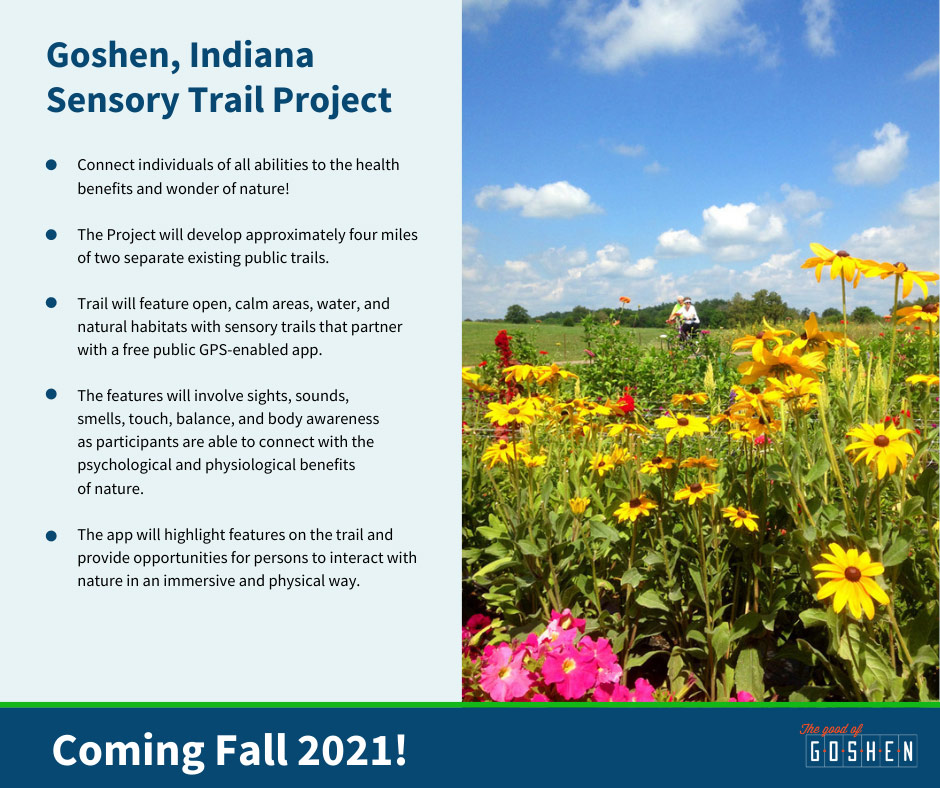 The Goshen Sensory Trail Project • The Good of Goshen