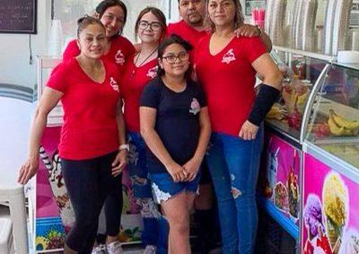 Tropicana Ice Cream Shop
