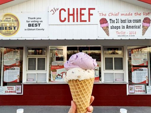 The Chief Ice Cream