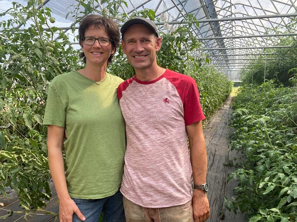 Ben Hartman and Rachel Hershberger • Clay Bottom Farm • The Good of Goshen