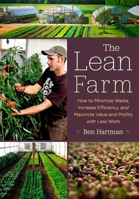Ben Hartman • The Lean Farm