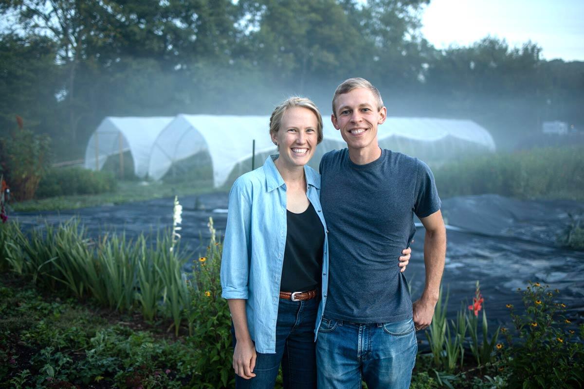 Kate Friesen and Scott Kempf • Singletree Farm • The Good of Goshen
