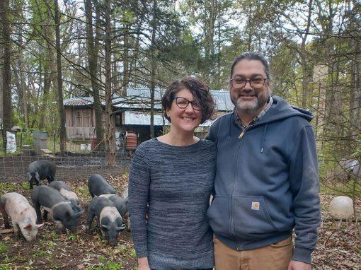 Mark Goertzen and Suzanne Ehst