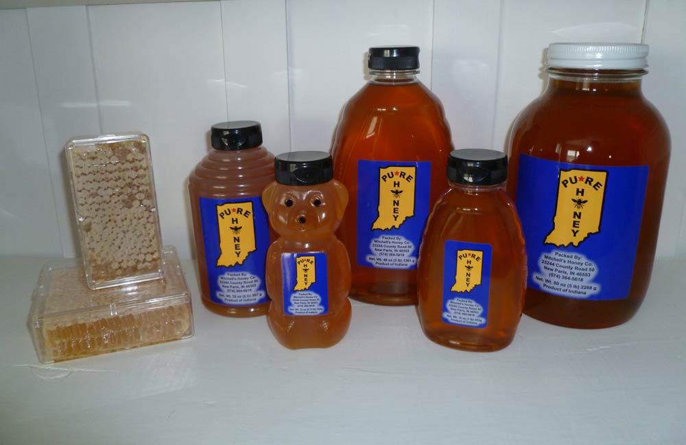 Mitchell's Honey Company • The Good of Goshen